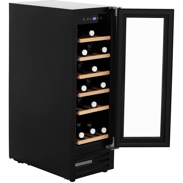 Newworld Unbranded 300SSWCMK2 Built In Wine Cooler - Stainless Steel - 300SSWCMK2_SS - 2