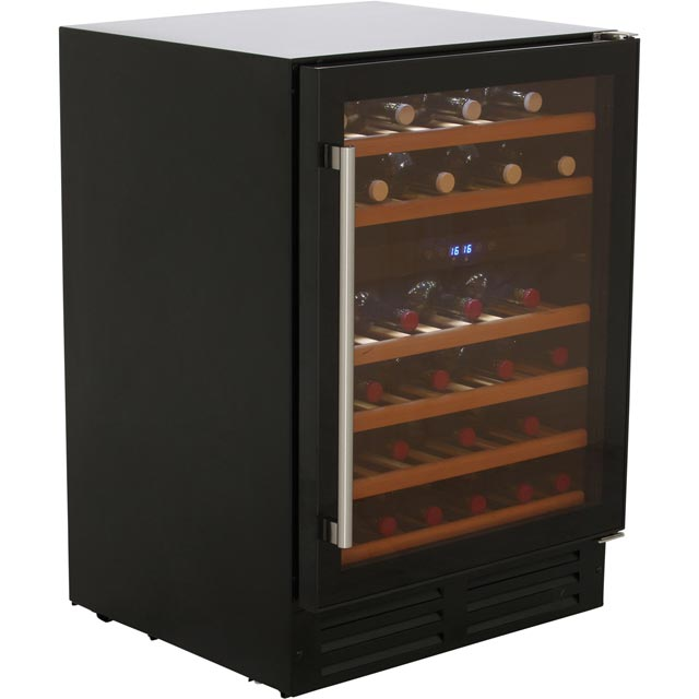 Newworld 600BLKWC Built In Wine Cooler - Black - 600BLKWC_BK - 3