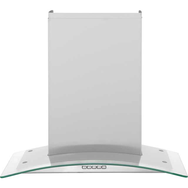 Stoves 600CGH 60 cm Chimney Cooker Hood - Stainless Steel - E Rated