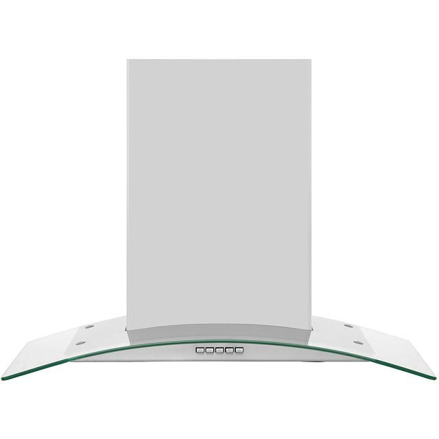 Newworld Unbranded 70 cm Chimney Cooker Hood - Stainless Steel - E Rated