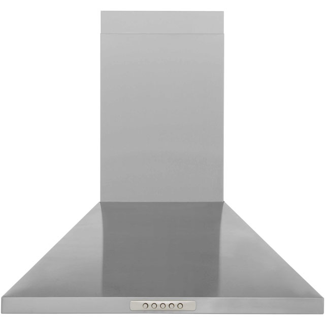 Newworld Unbranded CHIM60S 60 cm Chimney Cooker Hood - Stainless Steel
