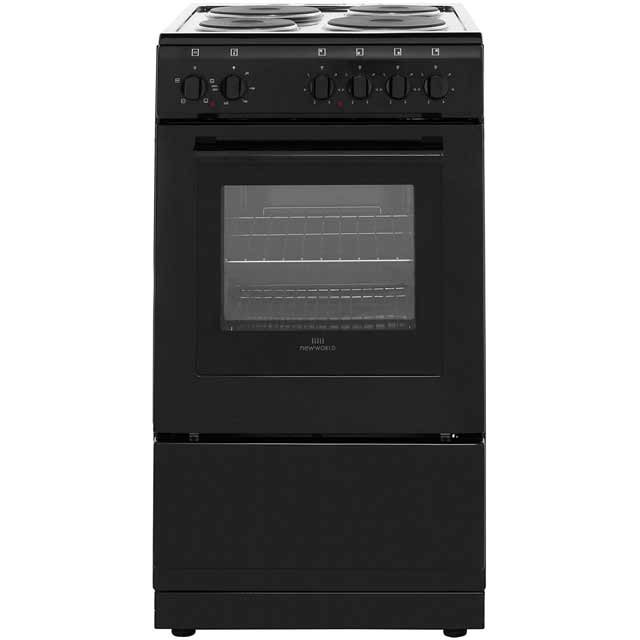 Newworld NW50ES Electric Cooker - Black - NW50ES_BK - 1