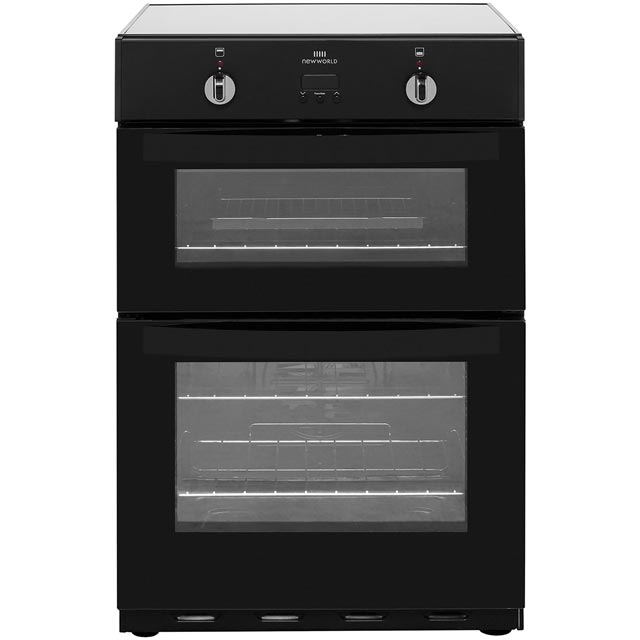 Newworld NW601EDOMTi Electric Cooker - Black - NW601EDOMTi_BK - 1