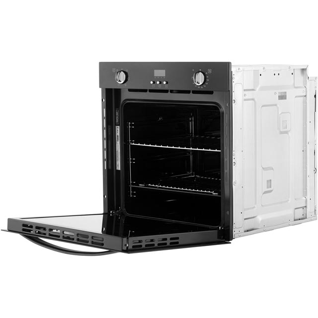Newworld NW602FP Built In Electric Single Oven - Black - NW602FP_BK - 5