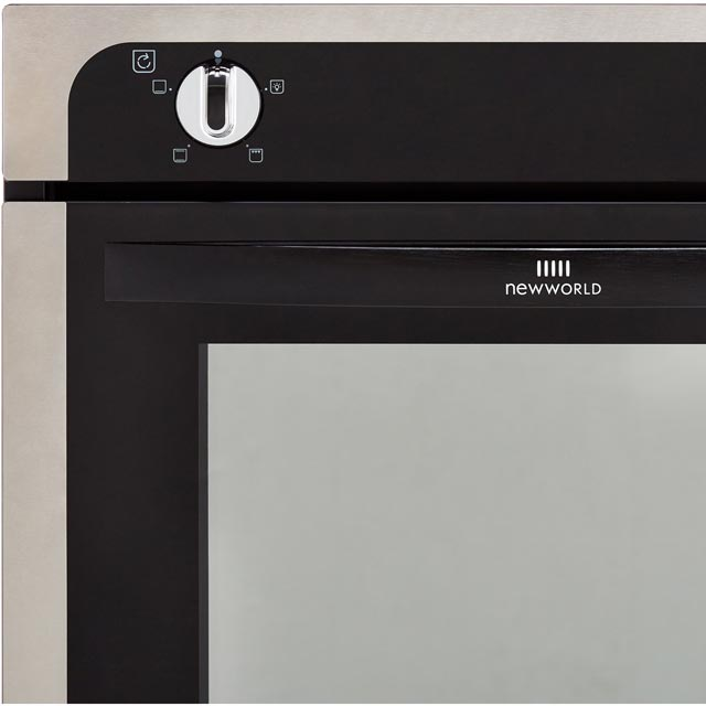 Newworld NW602V Built In Electric Single Oven - Black - NW602V_BK - 4