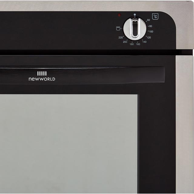 Newworld NW602V Built In Electric Single Oven - Black - NW602V_BK - 5