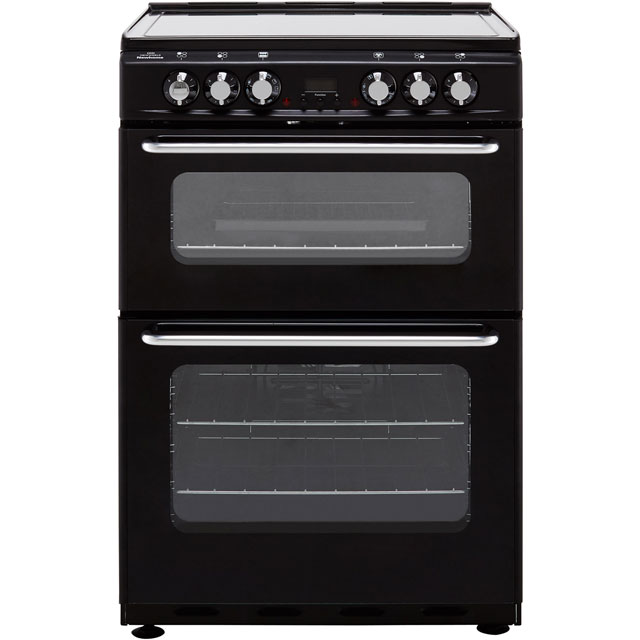 Newworld Newhome NWEC600DOm Electric Cooker - Black - NWEC600DOm_BK - 1