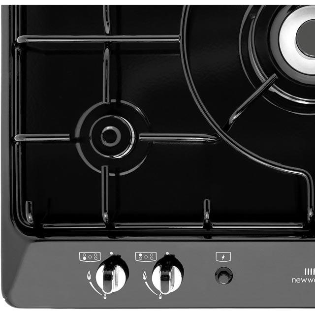 Newworld NWGHU701 Built In Gas Hob - Stainless Steel - NWGHU701_SS - 2