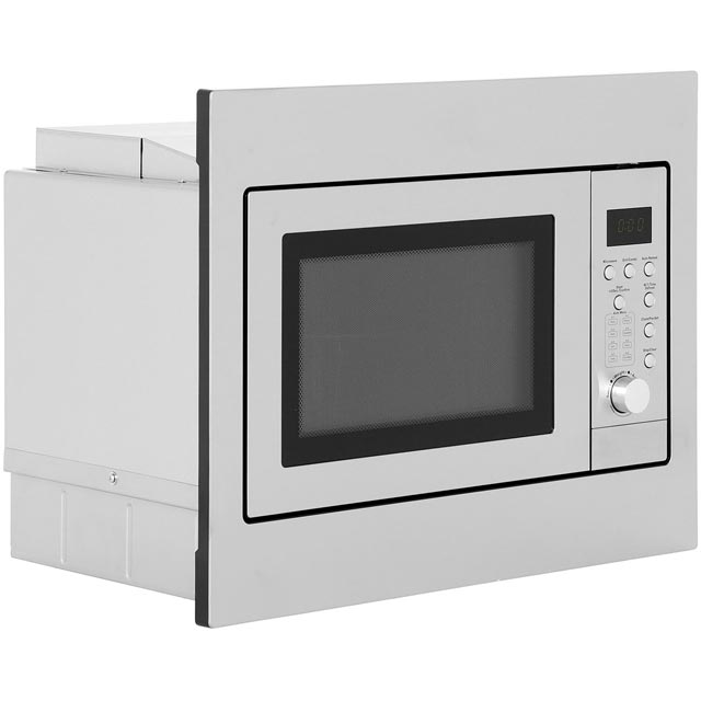 Newworld UIM600 Built In Microwave - Stainless Steel - UIM600_SS - 2