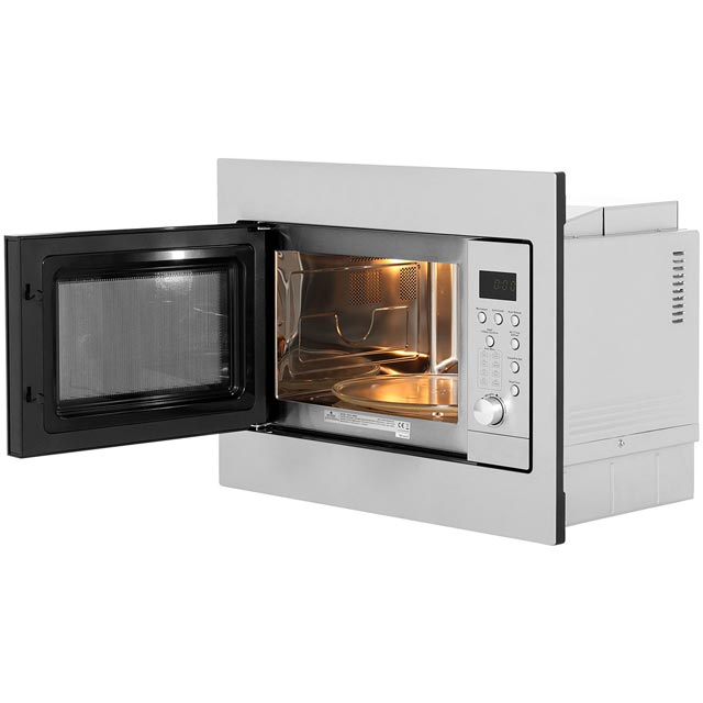 Newworld UIM600 Built In Microwave - Stainless Steel - UIM600_SS - 5