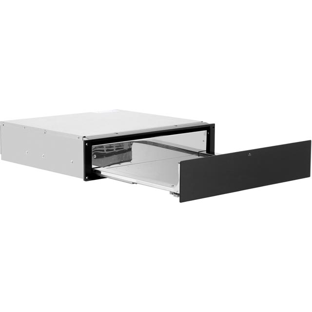Belling Unbranded UWD14 Built In Warming Drawer - Black - UWD14_BK - 2