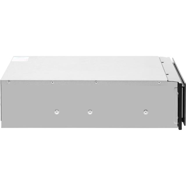 Belling Unbranded UWD14 Built In Warming Drawer - Stainless Steel - UWD14_SS - 4