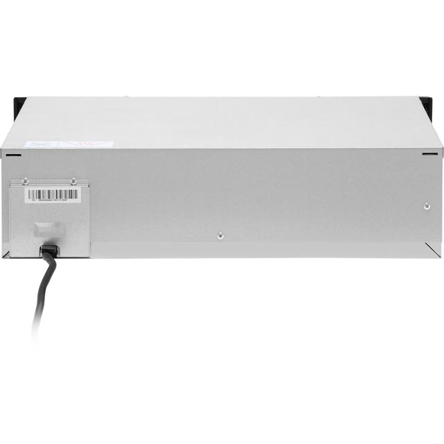 Belling Unbranded UWD14 Built In Warming Drawer - Black - UWD14_BK - 5