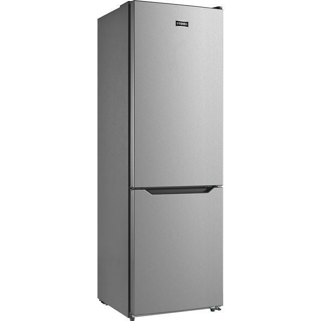 Stoves NF60189 60/40 Frost Free Fridge Freezer - Stainless Steel - A+ Rated Best Price, Cheapest Prices
