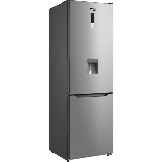 Stoves NF60189WTD 60/40 Frost Free Fridge Freezer - Stainless Steel - A+ Rated Best Price, Cheapest Prices