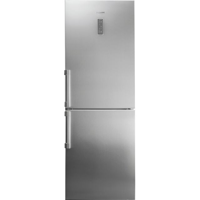 Hotpoint NFFUD191X1 60/40 Frost Free Fridge Freezer - Stainless Steel Effect - A+ Rated