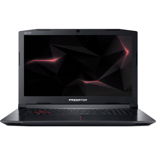 "Acer Predator Helios 300 17.3"" Gaming Laptop - Black"