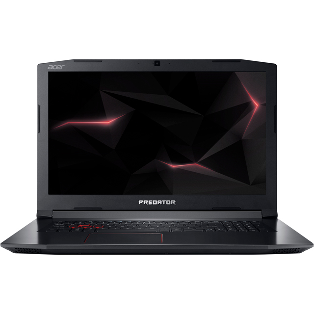 "Acer Predator Helios 300 17.3"" Gaming Laptop - Black - NH.Q3EEK.004 - 1"