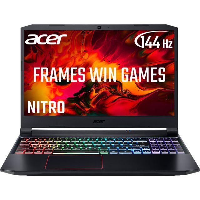 "Acer Nitro 5 AN515-55 15.6"" Laptop - Black"