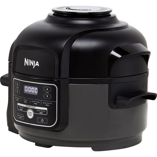 Image of Ninja Foodi OP100UK 4.7 Litre Multi Cooker - Black