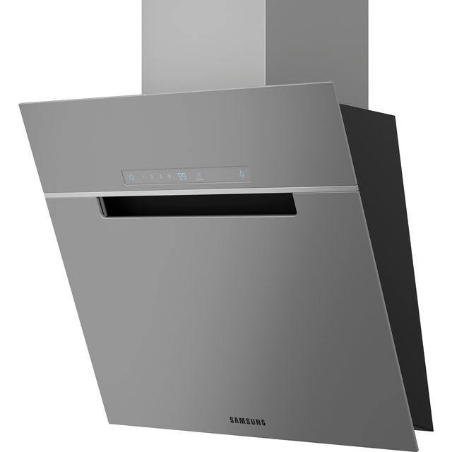 Samsung Chef Collection NK24M7070VS 60 cm Chimney Cooker Hood - Stainless Steel - B Rated - NK24M7070VS_SS - 1