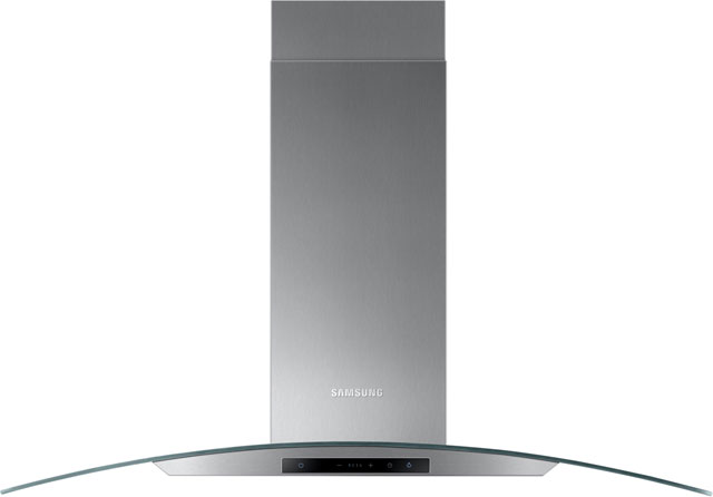 Samsung 90 cm Chimney Cooker Hood - Stainless Steel - B Rated