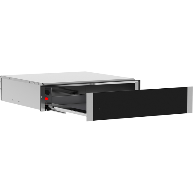 Samsung Chef Collection NL20J7100WB Built In Warming Drawer - Stainless Steel / Black Glass - NL20J7100WB_SSG - 4