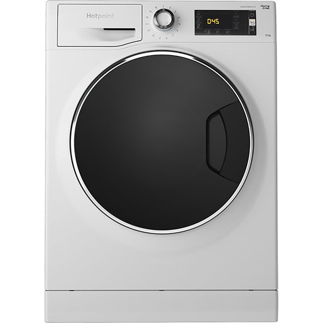 Hotpoint ActiveCare NLCD1164DAWUKN 11Kg Washing Machine with 1600 rpm - White - A+++ Rated