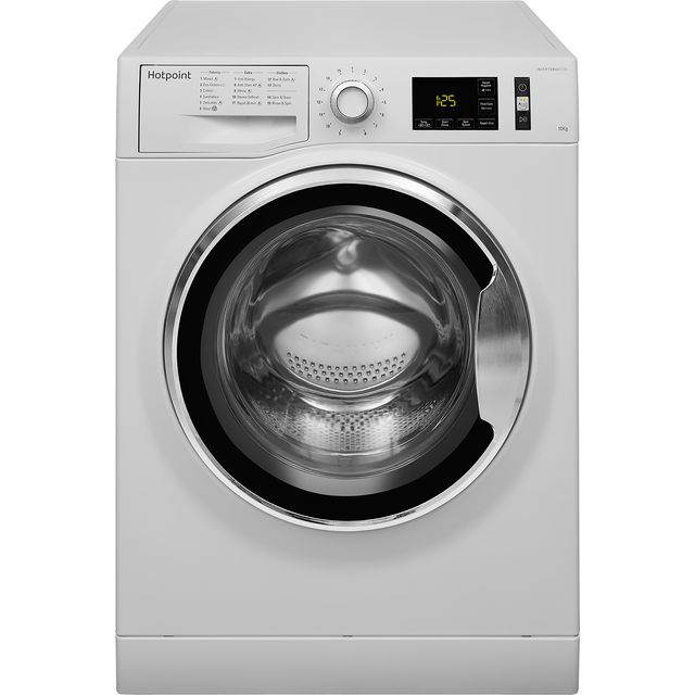 Hotpoint ActiveCare NM111064WCAUKN 10Kg Washing Machine with 1600 rpm - White - A+++ Rated