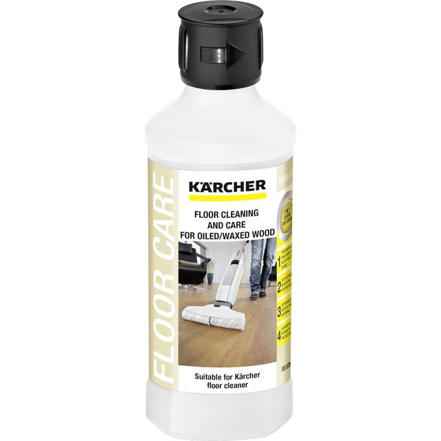 Karcher 62959420 FC Oiled/Waxed Wooden Flooring Detergent RM535
