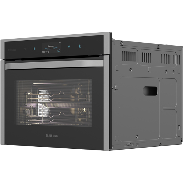 Samsung Chef Collection NQ50J9530BS Built In Electric Single Oven - Black / Stainless Steel - NQ50J9530BS_BKS - 4