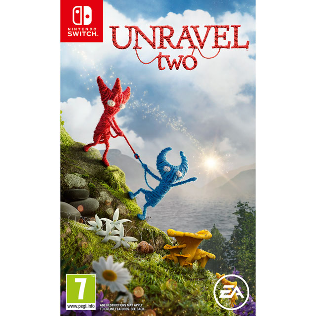 Unravel Two for Nintendo Switch