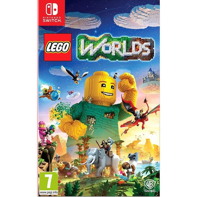 Nintendo Games LEGO NSKEAAWAR21026 Games