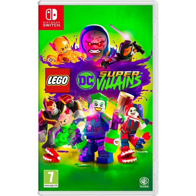 LEGO DC Super-Villains for Nintendo Switch - NSKEAAWAR21325 - 1