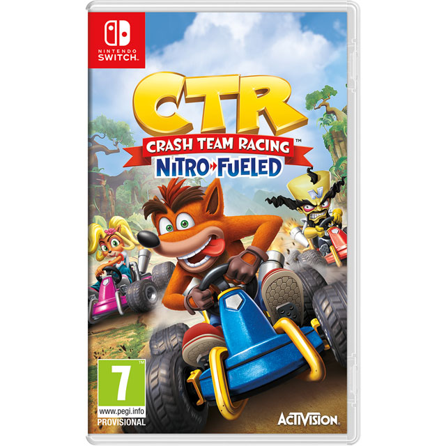 Crash Team Racing Nitro-Fueled for Nintendo Switch - NSKEARACT26980 - 1