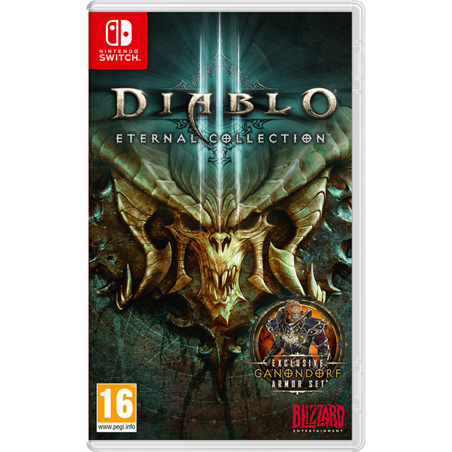 Diablo III Eternal Collection for Nintendo Switch