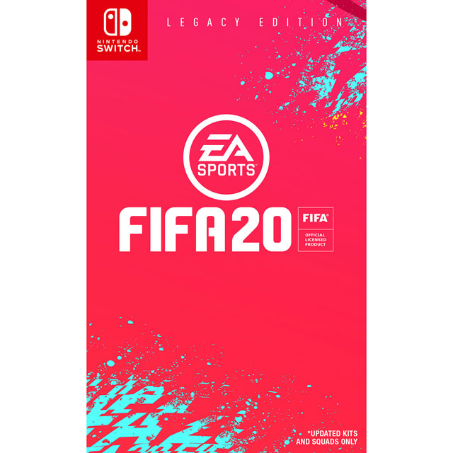 FIFA 20 for Nintendo Switch - NSKESSELE12348 - 1