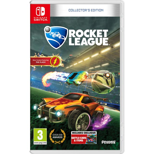 Rocket League: Collectors Edition Switch for Nintendo Switch