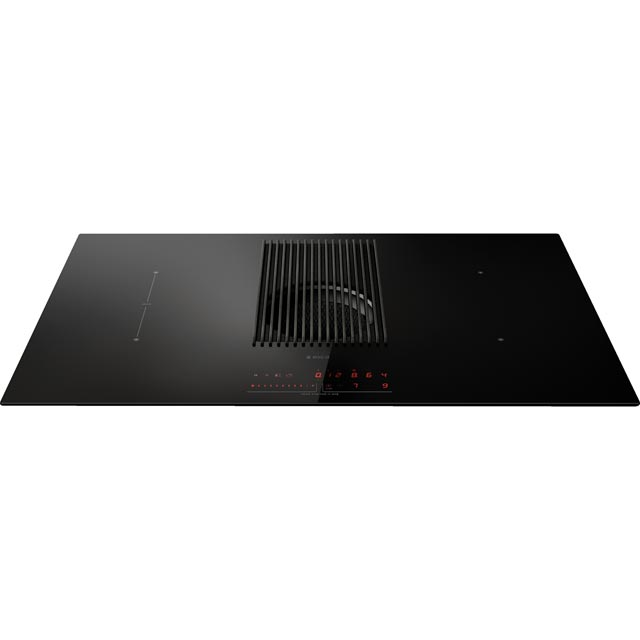Elica NT-PRIME-RC 83cm Venting Induction Hob - Black Glass - NT-PRIME-RC_BG - 1