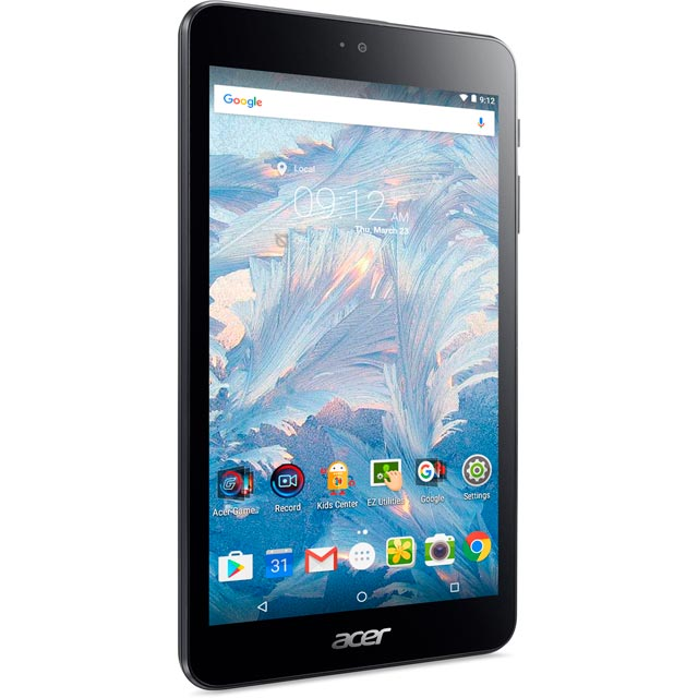 "Acer Iconia One 7"" HD 16GB Wifi Tablet - Black"
