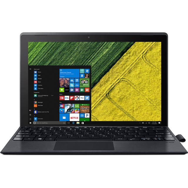 "Acer Switch SW312-31 12.2"" 2-in-1 Laptop - Black"