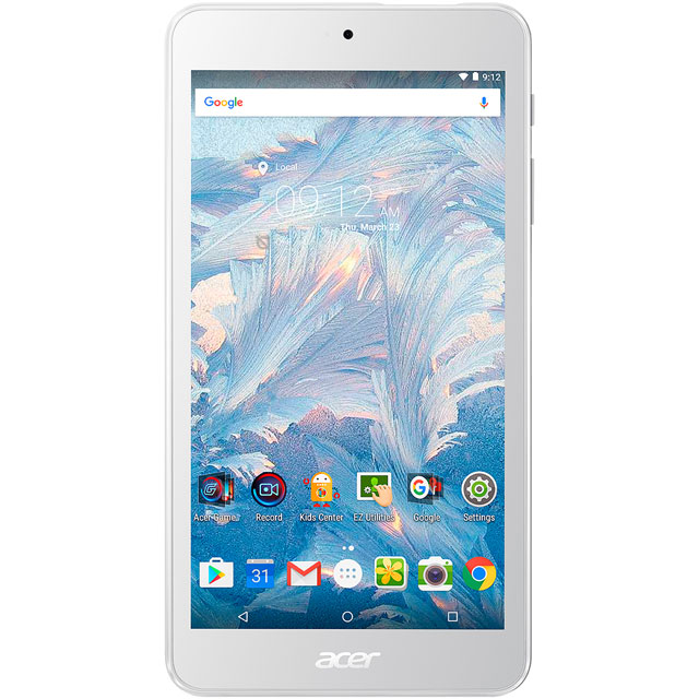 "Acer Iconia One 7 B1-790 7"" 16GB Wifi Tablet - White - NT.LDYEK.001 - 1"