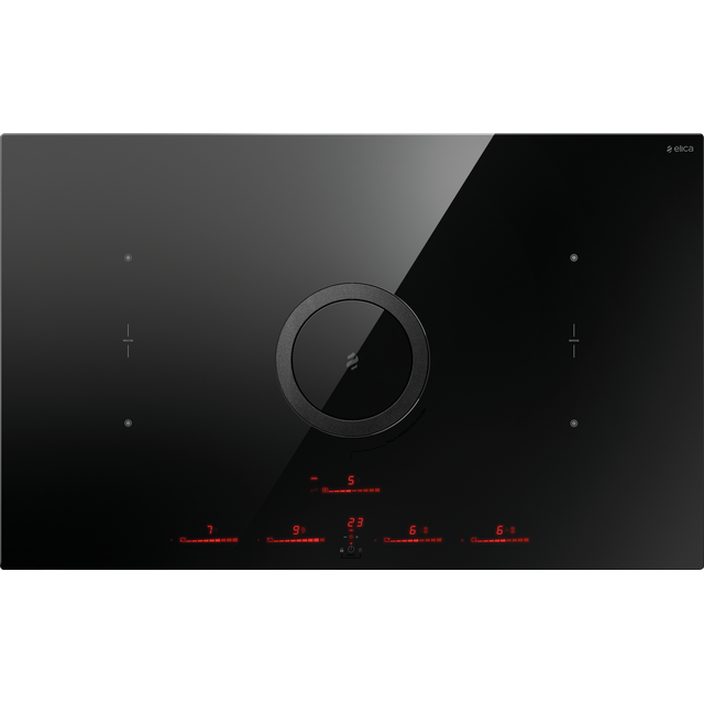 Elica NT-SWITCH BG DO Built In Induction Hob - Black - NT-SWITCH BG DO_BK - 1