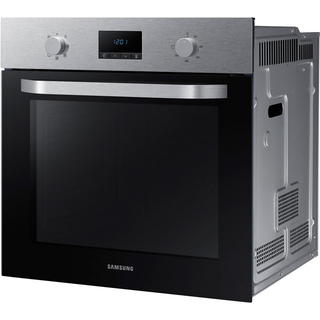 Samsung Dual Fan NV70K1310BS Built In Electric Single Oven - Stainless Steel - NV70K1310BS_SS - 3