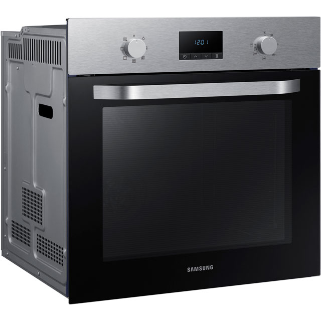 Samsung Dual Fan NV70K1310BS Built In Electric Single Oven - Stainless Steel - NV70K1310BS_SS - 4