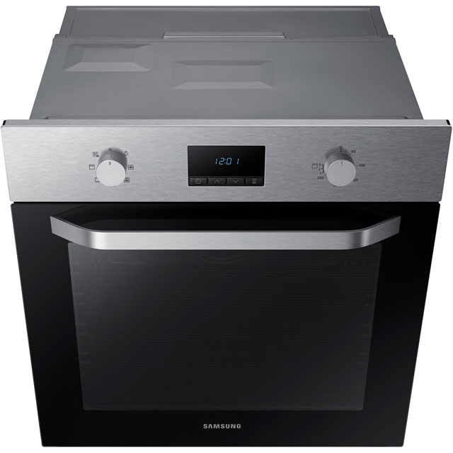 Samsung Dual Fan NV70K1310BS Built In Electric Single Oven - Stainless Steel - NV70K1310BS_SS - 5