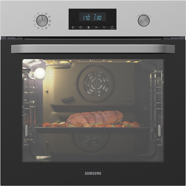 Samsung Dual Fan Integrated Single Oven review