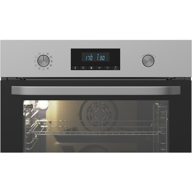 Samsung Dual Fan NV70K2340RS Built In Electric Single Oven - Stainless Steel - NV70K2340RS_SS - 2