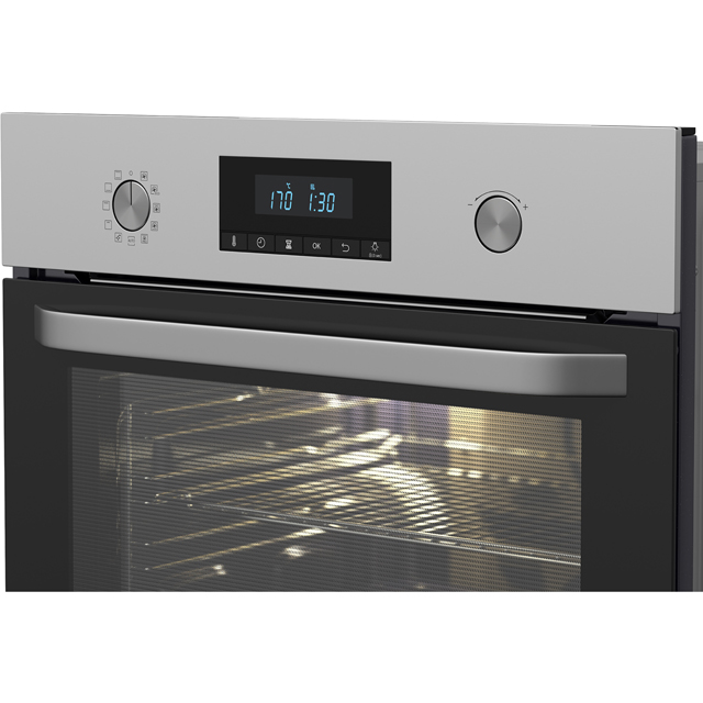 Samsung Dual Fan NV70K2340RS Built In Electric Single Oven - Stainless Steel - NV70K2340RS_SS - 4
