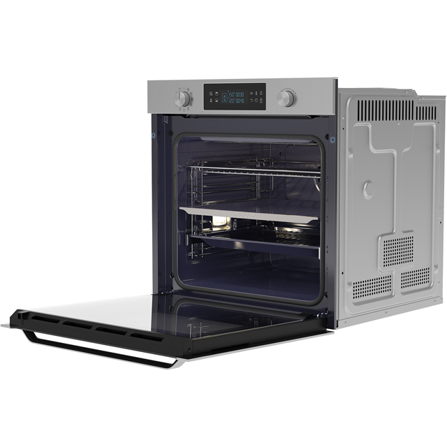 Samsung Dual Cook NV75K5571RS Built In Electric Single Oven - Stainless Steel - NV75K5571RS_SS - 5